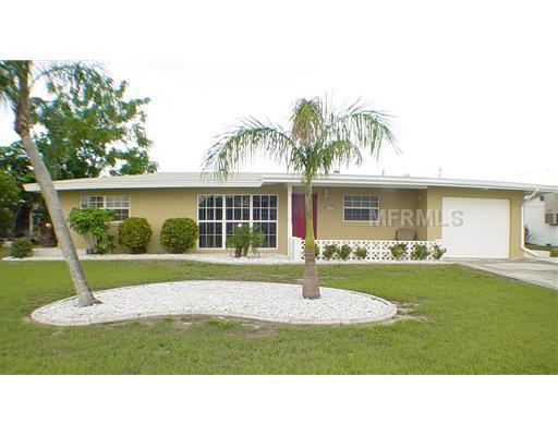Port Charlotte, FL Waterfront Homes For Sale on Elkcam Waterway