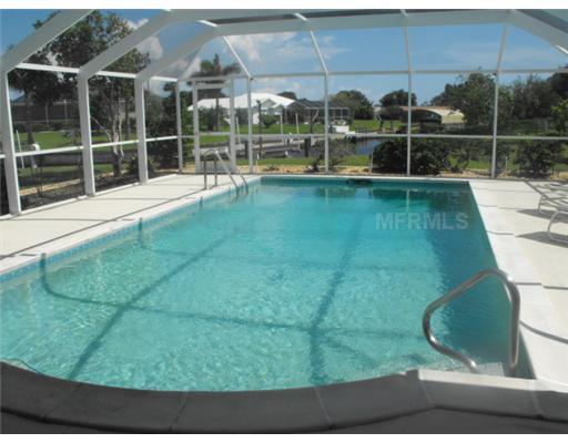 Port Charlotte Fl Waterfront Homes For Sale On Elkcam