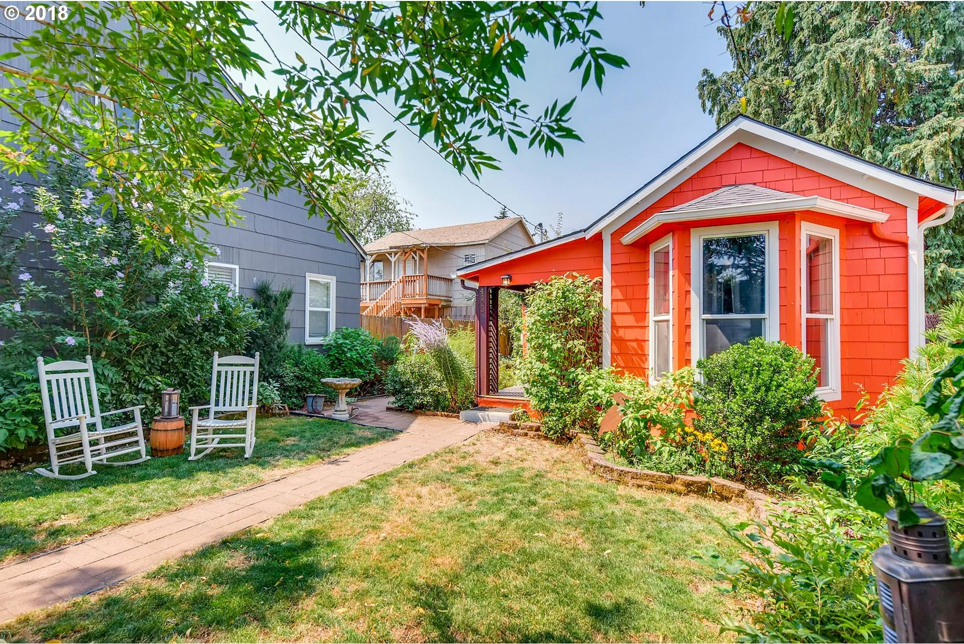 4123 Se 65th Ave Portland Or 97206 Portland Or Lovingly Maintained